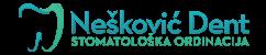 Logo NESKOVIC DENT