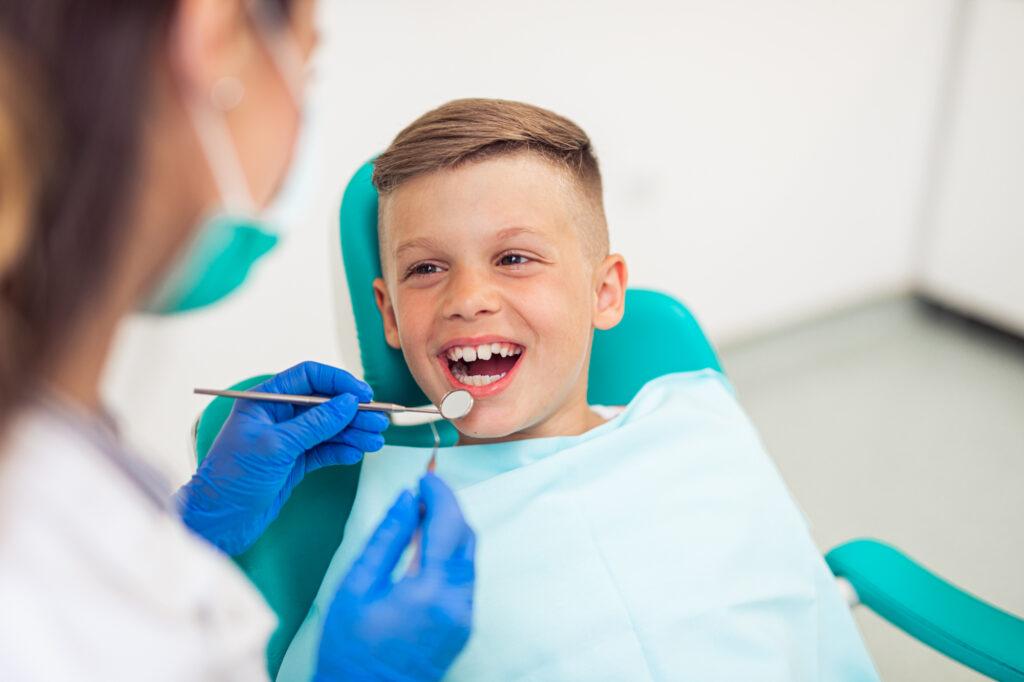 usluge - hirurgija, dečija stomatologija